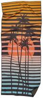 Nomadix Vice Yellow Beach Towel