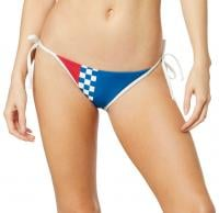 Fox Pit Crew Bikini Bottom - Royal Blue