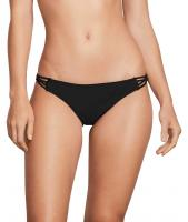 Volcom Simply Solid Full Bikini Bottom - Black