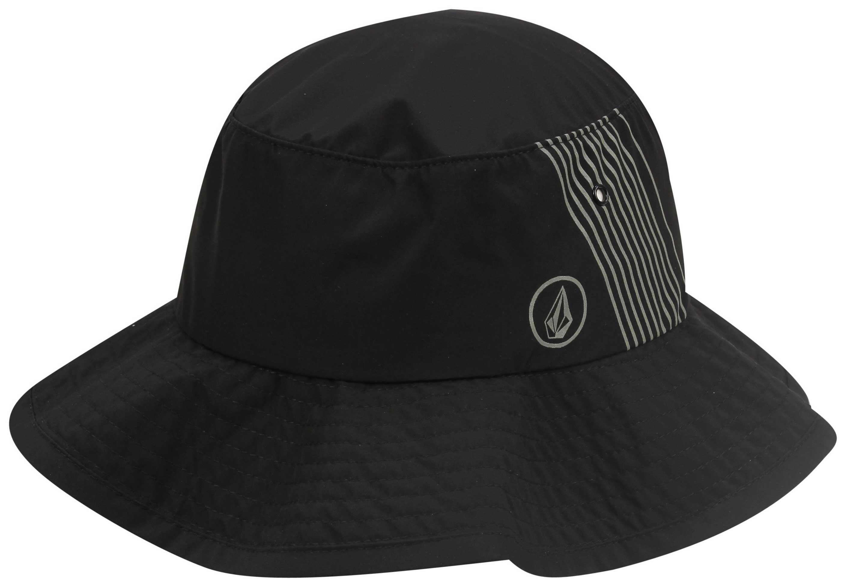 Volcom Mod Tech Bucket Hat Black For Sale At Surfboards