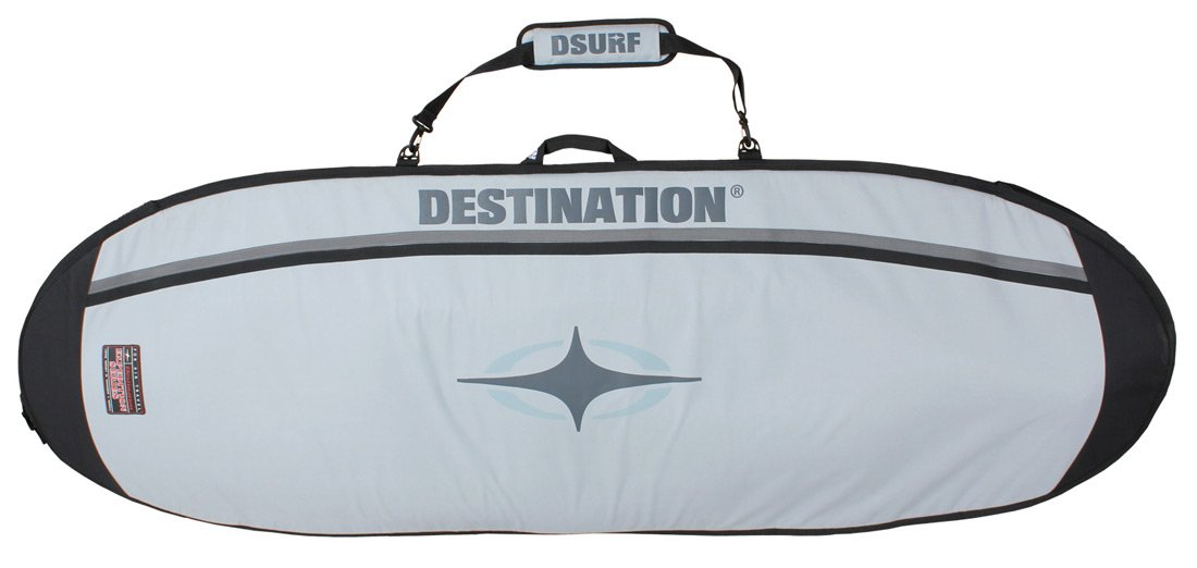 Destination Surf Double Taco Travel Bag